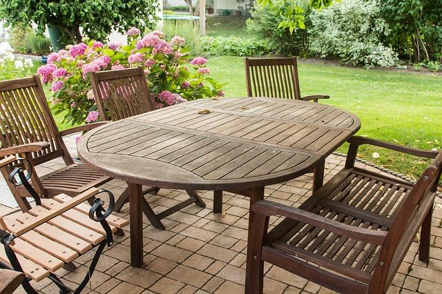 Vernici per mobili in legno da esterno