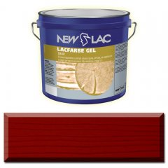 PROTECTIVE PAINT FOR WOOD LACFARBE GEL Chestnut color