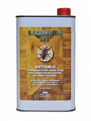 LIGNUM AT ANTI WORM PROTECTIVE PAINT