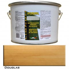 LIGNUM HYDROMIL DOUGLAS WATER PRIMER FOR INDOOR AND OUTDOOR