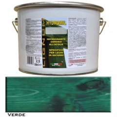LIGNUM HYDROMIL GREEN WATER PRIMER FOR INDOOR AND OUTDOOR