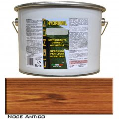 LIGNUM HYDROMIL ANTIQUE WALNUT WATER PRIMER FOR INDOOR AND OUTDO