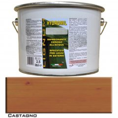 LIGNUM HYDROMIL CHESTNUT WATER PRIMER FOR INDOOR AND OUTDOOR
