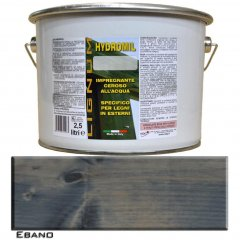 LIGNUM HYDROMIL EBONY WATER PRIMER FOR INDOOR AND OUTDOOR