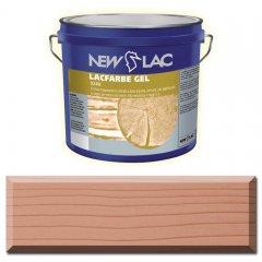 PROTECTIVE PAINT FOR WOOD LACFARBE GEL Light brown