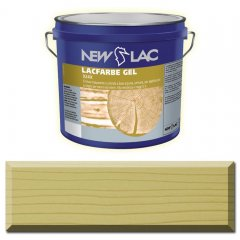 PROTECTIVE PAINT FOR WOOD LACFARBE GEL color Olive green