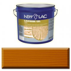 PROTECTIVE PAINT FOR WOOD LACFARBE GEL Walnut color