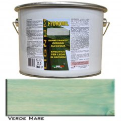 LIGNUM HYDROMIL GREEN SEA WATER PRIMER FOR INDOOR AND OUTDOOR
