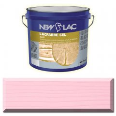 PROTECTIVE PAINT FOR WOOD LACFARBE GEL Pink