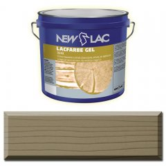 PROTECTIVE PAINT FOR WOOD LACFARBE GEL Dark green