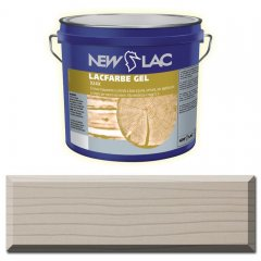 PROTECTIVE PAINT FOR WOOD LACFARBE GEL light gray