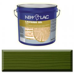 PROTECTIVE PAINT FOR WOOD LACFARBE GEL color Spruce