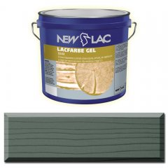 PROTECTIVE PAINT FOR WOOD LACFARBE GEL Slate blue