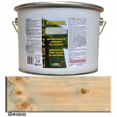 LIGNUM HYDROMIL GREY WATER PRIMER FOR INDOOR AND OUTDOOR