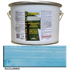 LIGNUM HYDROMIL BLUE WATER PRIMER FOR INDOOR AND OUTDOOR