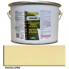 LIGNUM HYDROMIL COLOURLESS WATER PRIMER FOR INDOOR AND OUTDOOR