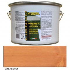 LIGNUM HYDROMIL CHERRY WATER PRIMER FOR INDOOR AND OUTDOOR