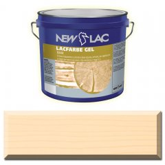 PROTECTIVE PAINT FOR WOOD LACFARBE GEL color matt Larch