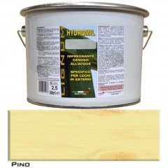 LIGNUM HYDROMIL PINO IMPREGNANTE WATER FOR INDOOR AND OUTDOOR
