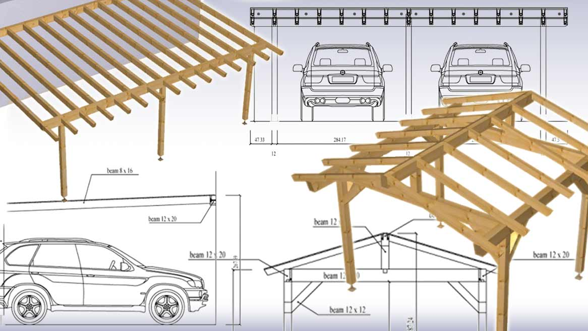 Purchase and download a DIY Project and build your own gazebo