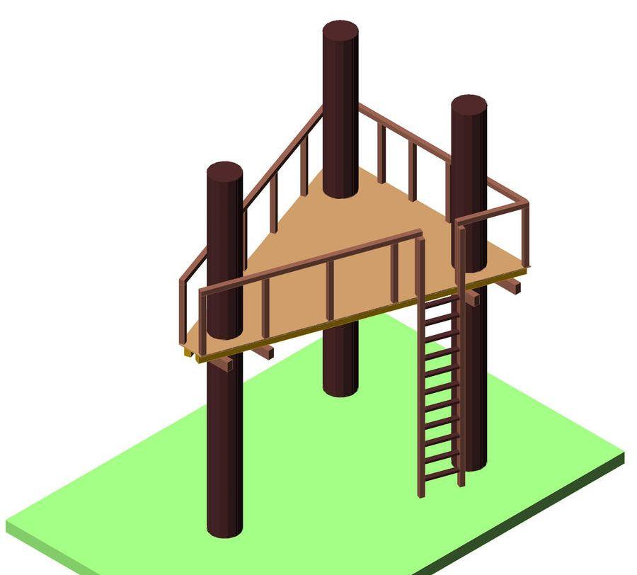 Progetto per costruzione rialzo su piante per bambini diy for Progetti fai da te legno pdf